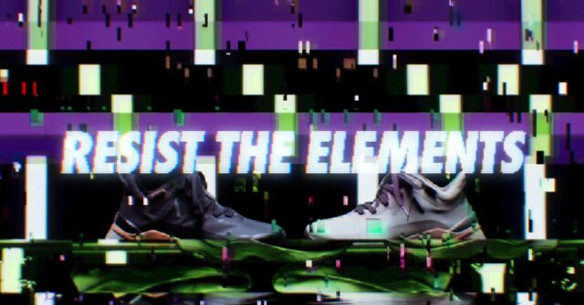 RESIST THE ELEMENTS